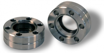 "Standard Kodial Viewports with ""V"" Coating 200nm-1000nm 136x203x2mm"