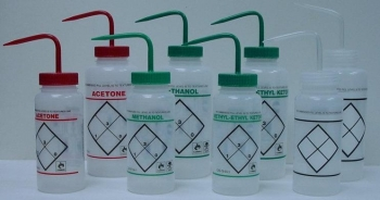 SPI Supplies Brand Venting Polypropylene Bottles
