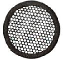 SPI Supplies Brand 70 Circular Mesh Molybdenum Grids, 3 mm, Pack of 100