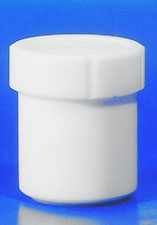 SPI Supplies Brand Pure Virgin PTFE Jar