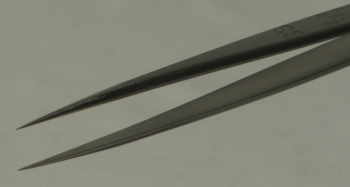 SPI-Swiss Extra Long Tweezers, 140 mm, Antimagnetic Stainless Steel, High Precision