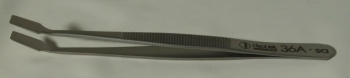 SPI-Swiss Wafer Style 36A Tweezers, Antimagnetic Stainless Steel, 124 mm
