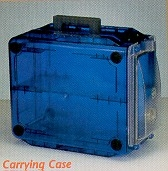 Secador 1.0 Desiccator Cabinet Vertical All Blue with Carrying Case Manual Operation F42070-0001