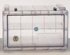 Secador 4.0 Desiccator Cabinet Horizontal All Clear Manual F4207-40000