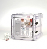 Secador 2.0 Desiccator Cabinet All Clear Vertical Manual Operation