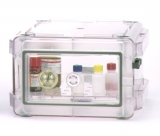 Secador 1.0 Desiccator Cabinet All Clear Horizontal Manual Operation Stackable F4207-10000