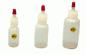 SPI Supplies Brand Self-Sealing Polyethylene Dispensing Bottles