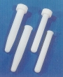 SPI Supplies Brand PTFE Test Tubes, Round Bottom, 100mmx12mm, 8 ml